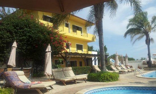 Vila do Ouro: Het appartementengebouw