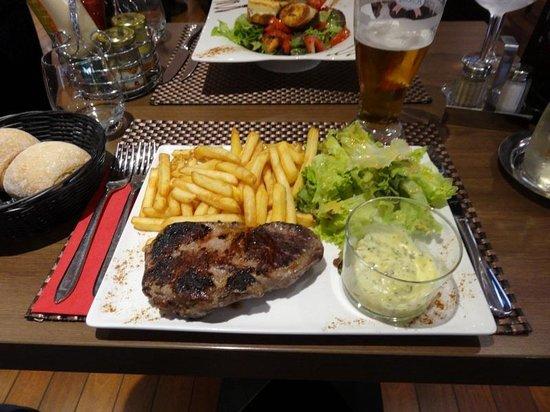 Ibis Dijon Sud : Dinner#2