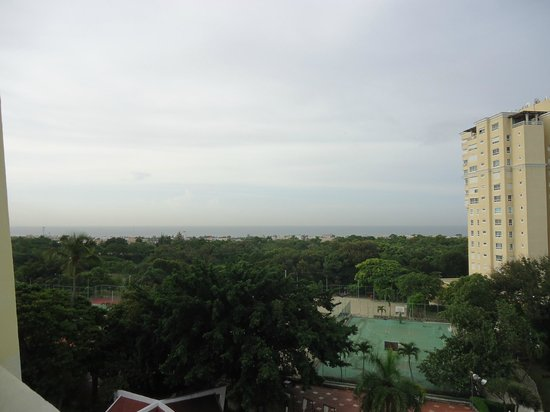 Dominican Fiesta Hotel & Casino: Vista piso 5