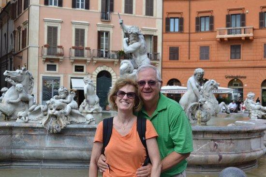 Beau Site - Antica Residenza : Piazza Navona