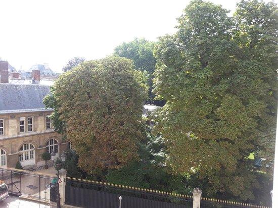 โรงแรมลักซัมเบิอร์ก พาร์ค: View from Room
