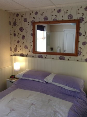 Lawrence House Hotel: Double room