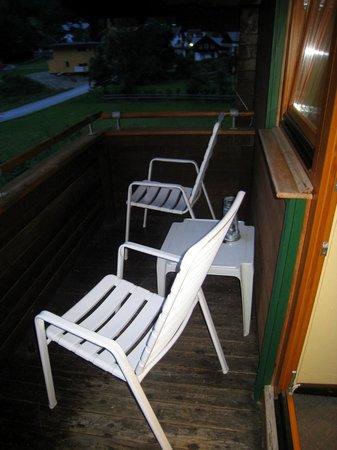 Hotel Post Fusch: balcony