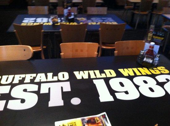 Buffalo Wild Wings: .