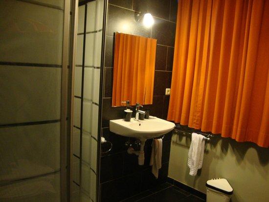 B&B Bruxsel: Baño