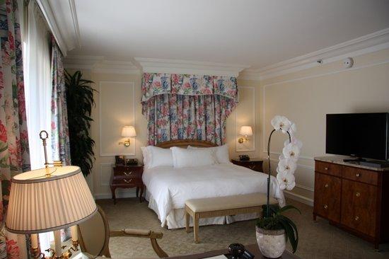 The Peninsula Beverly Hills: Bedroom