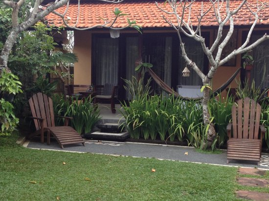 Wayan's Guest House: Well run and relaxing