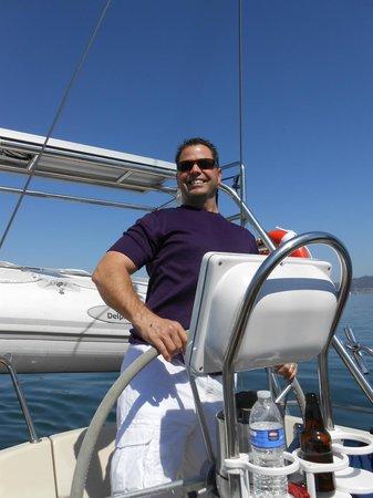 Central Coast Sailing Charters: Sailing
