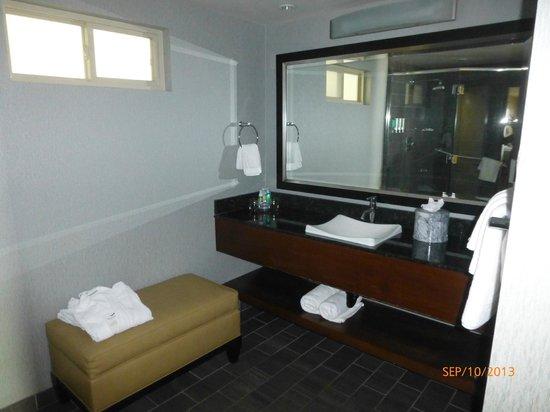 Beach Terrace Inn: bathroom