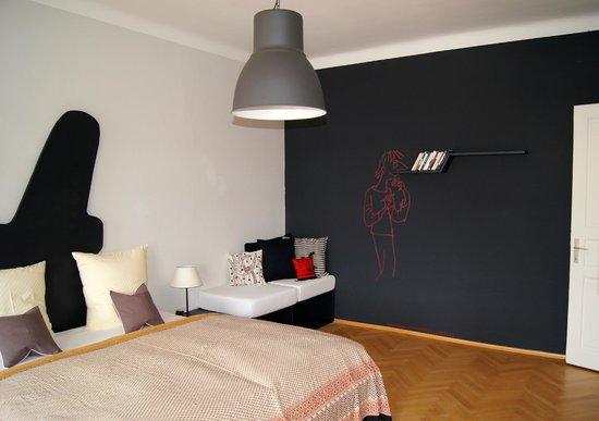 Altstadthaus Cityappartements: Zu Gast bei Johann