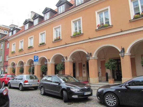 Mamaison Hotel Le Regina Warsaw: In New Town, Warsaw