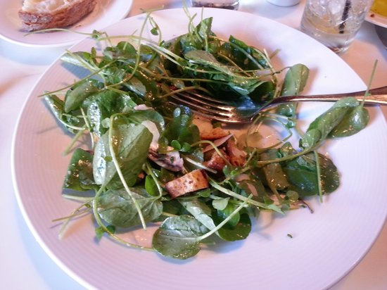 L'Albatros Brasserie + Bar: Watercress Caesar