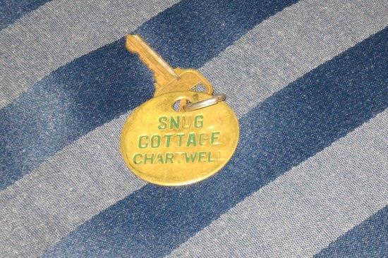 Snug Cottage: Chartwell Key