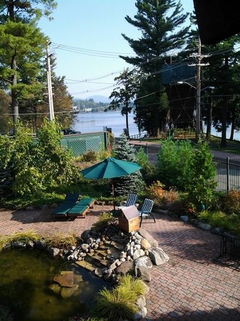 Best Western Adirondack Inn: Best Western Lake view