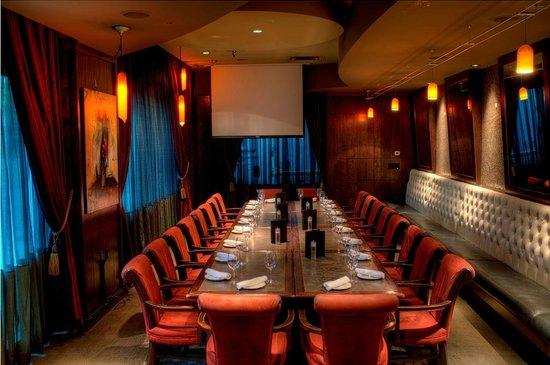 Rics Grill Private Dining Room 8 30