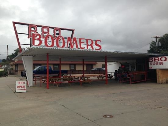 Boomers BBQ : a converted A&W