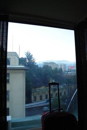 Riviera Hotel: Vista do quarto