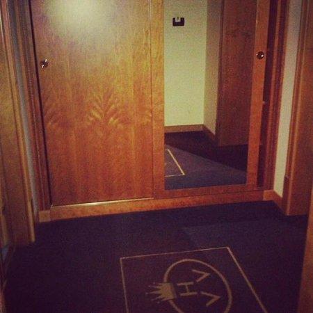 Villa Vecchia Hotel: ingresso camera