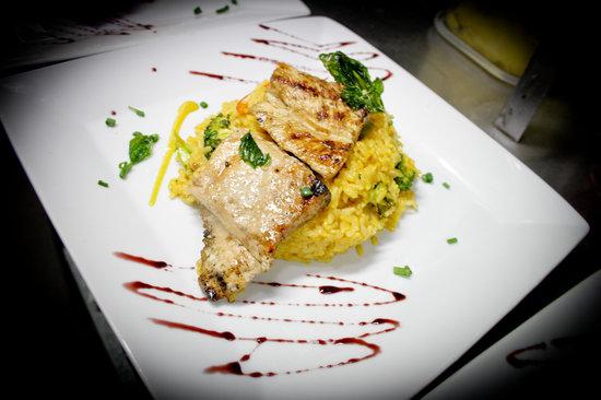 Tao Piura: Pollo Grillado con Arroz Thai... Altamenete Recomendable!