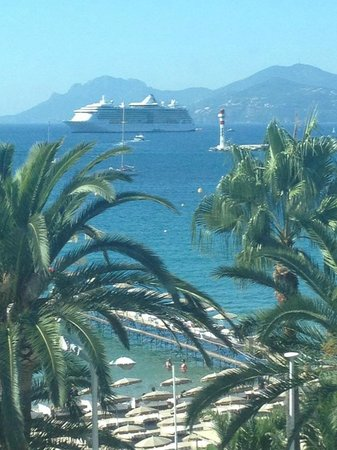 JW Marriott Cannes : another view from the room