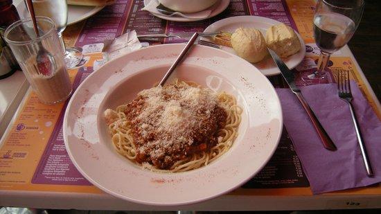 Rivierasol: Spaghetti