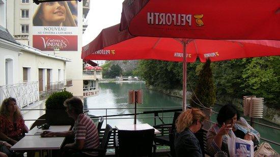 Rivierasol: Patio Seating