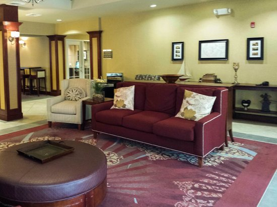 Homewood Suites by Hilton Atlantic City/Egg Harbor Township : Lobby