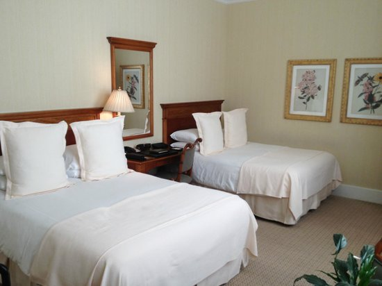 The Capital Hotel : Standard Room