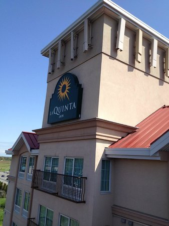 La Quinta Inn Vancouver Airport: Another view