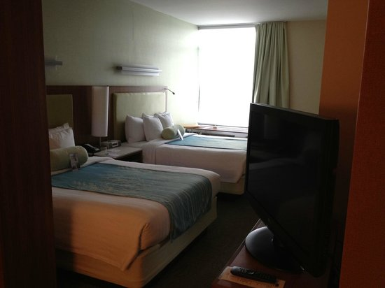 SpringHill Suites Wenatchee: The rooms are nice