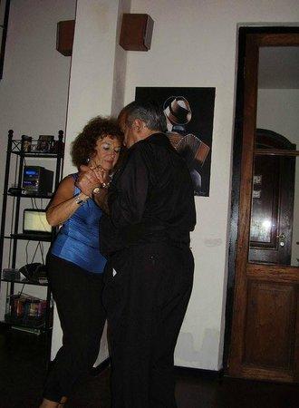 Apassionata Tango: exibicion Tango pasajeros
