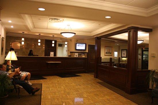 Best Western Adams Inn Quincy-Boston : Lobby