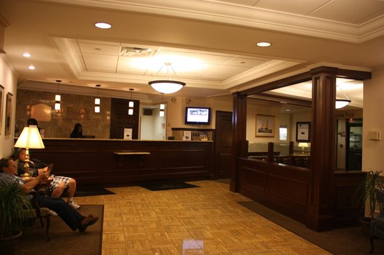 Best Western Adams Inn Quincy-Boston : Lobby/Entrance