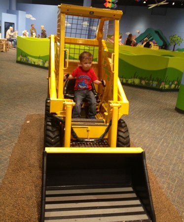 Children's Museum of Indianapolis: Fun times!
