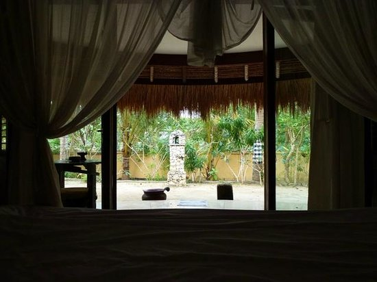 NusaBay Lembongan By WHM : View from bed