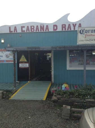 La Cabane de Raya : Come on TripAdvisor -- Spell the name correctly!