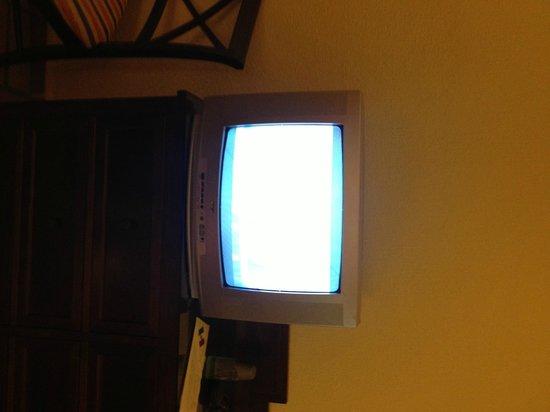 Hotel Riu Lupita: television