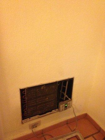 Hotel Riu Lupita: aire acondicionado