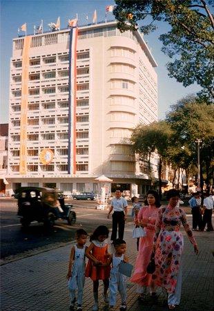 Caravelle Saigon : Caravelle 1961