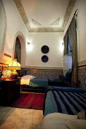 Maison Arabo Andalouse: Chilren's bedroom area