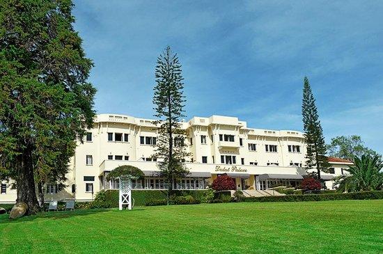 Dalat Palace Heritage Hotel: Exterior