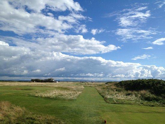 Royal Troon Golf Club: beautiful