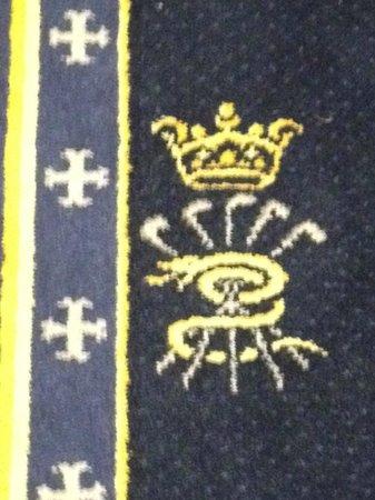 Royal Troon Golf Club: emblem