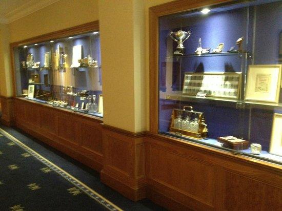 Royal Troon Golf Club: hardware