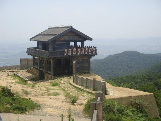 Kinojo Iwaya: 城の遠景