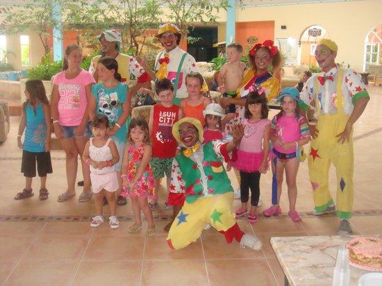 Hotel Playa Coco: Animacion para niños muy buena