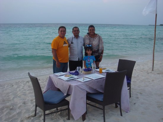Hotel Playa Coco: Director A&B Thanks, you are The Best!!!
