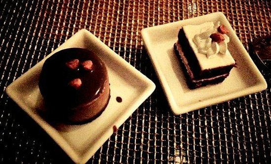 The Cafe: Sweet treats