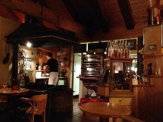 Onkel Tom's Hutte: The Pizza Kitchen