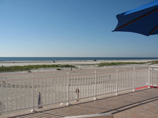 Madrid Oceanfront Condominiums: view from 2nd floor